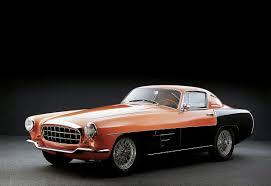 ferrari coupe 1955 ferrari 375 mm coupe speciale ghia studios