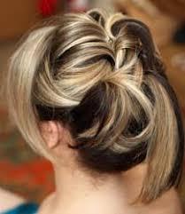 Hochsteckfrisurenen Glatte Haare Selber Machen by Festliche Frisuren Für Mittellanges Haar Zum Selbermachen