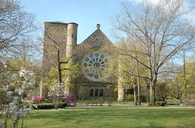 Church Converted To House by On The Market 90 Park Street Brookline
