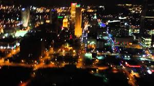 tulsa christmas light tours flying in a helicopter through downtown tulsa ok youtube