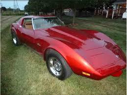 75 corvette value 1975 chevrolet corvette for sale on classiccars com 61 available