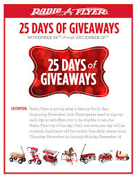 Radio Flyer Ready Ride Scooter Radio Flyer U0027s Ride 2 Glide 25 Days Of Christmas Giveaways