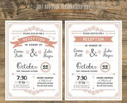 wedding invitation reception wording wedding invitation templates wedding reception only invitation