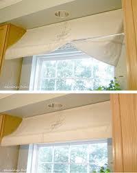 Window Treatments In Kitchen - 24 ways to use tension rods in your home tiphero