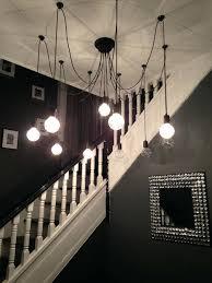 10 lights bulbs edison chandelier ceiling light pendant lamp