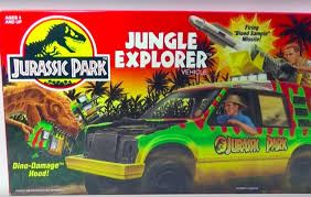 jurassic park jungle explorer we bet this was your 90s christmas list