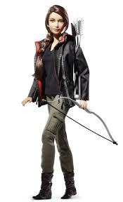 halloween barbie doll movies and more thoughts on the hunger games dolls by mattel