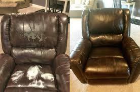 Leather Sofa Rip Repair Kit How To Repair A Tear In Leather Sofa Cushion Www Redglobalmx Org