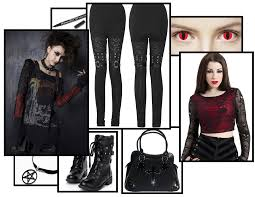 the gothic shop blog casual gothic wear for halloween