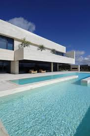 outdoors modern house design 2017 with swimming pool collection