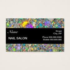 nail salon business cards 3100 nail salon business card templates