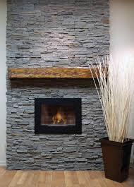 a chic white or update modern brick fireplace ideas an older