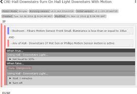 can you put a motion sensor on any light beta hue motion sensor beta no hue bridge community created