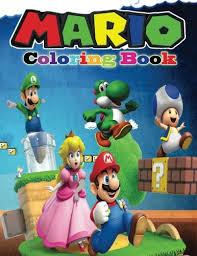 mario coloring book coloring book super mario