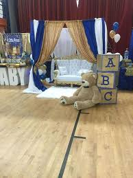 teddy baby shower theme prince baby shower party ideas baby blocks teddy and bears