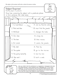 27 best subject and predicate activities images on pinterest