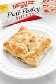 puff sheets puff pastry apple pies the cook