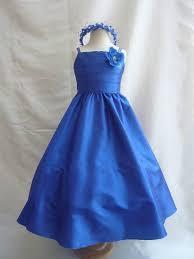 flower dresses blue royal fd0sp7 wedding easter junior