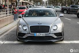 bentley startech bentley startech continental gt speed 2016 12 maart 2017