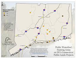 Waterfowl Migration Map Connecticut Ducks Unlimited Connecticut Events Connecticut News