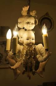 Halloween Chandeliers Dolly Macabre U2022 Lighting Chandeliers From Acahcum Muchacha I