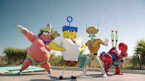 sponge bob patrik spongebob patrick mr krabs squidward the