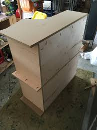 How To Make A Wood Toy Chest by Bookcase With Toy Storage Rogue Engineer