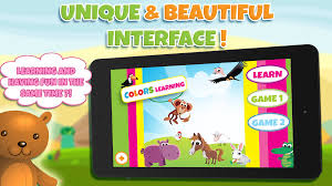 learning colors for toddlers android apps on google play