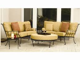 exterior cozy beige patio furniture by woodard furniture with