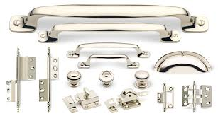 Artisan Cabinet Hardware Suite Cliffside Industries - Stainless steel kitchen cabinet handles and knobs
