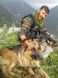 belgian shepherd for sale in pakistan a pak army commando with an army trained canine somewhere in