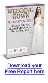 wedding dress cleaning and boxing get the facts on wedding dress cleaning and preservation