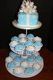 baby shower cupcake cake ideas boy boy baby shower cupcake tower