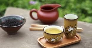 Teh Oolong teh oolong minuman kaya manfaat kawaii japan