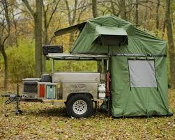 camping jeep off road trailers ideal to explore backcountry rolling homes