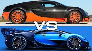 koenigsegg agra bugatti veyron vs bugatti vision gran turismo youtube