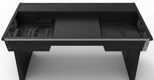 fancy ideas pc table amazing decoration pc 2 3d model sldprt