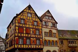 fairy tale village of colmar france blueskytraveler com