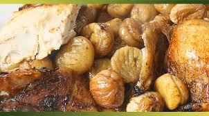 cuisiner la vive chaud les marrons grillées au feu de bois ou au four vive les