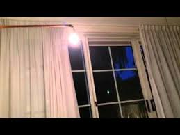 Drapery Puller Diy Motorized Curtains Test 1 Youtube