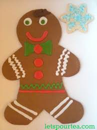 large gingerbread man christmas decorations billingsblessingbags org