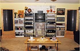 Audio Video Equipment Racks Custom Diy Audio Video Stereo Rack