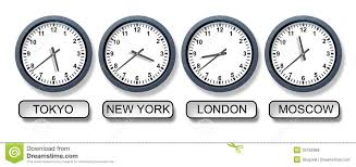 Time Zone Map World Clock by World Time Zone Clocks Royalty Free Stock Photos Image 25162968
