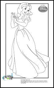 snow white with the wicked witch coloring pages snow white