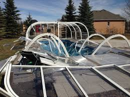 best swimming pool enclosure materials you should use for your