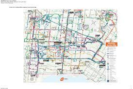 Septa Bus Map Gta Bus Routes The Best Bus