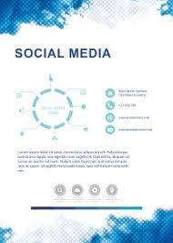 online marketing proposal template format word psd online