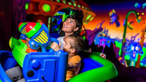 buzz lightyear u0027s space ranger spin walt disney resort