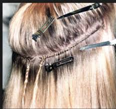 permanent hair extensions semi permanent hair extensions explore the best hair extension methods