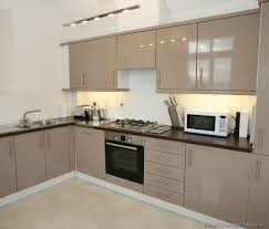 Kitchen Cabinet Modern Pictures Of Kitchens Modern Beige Kitchen Cabinets